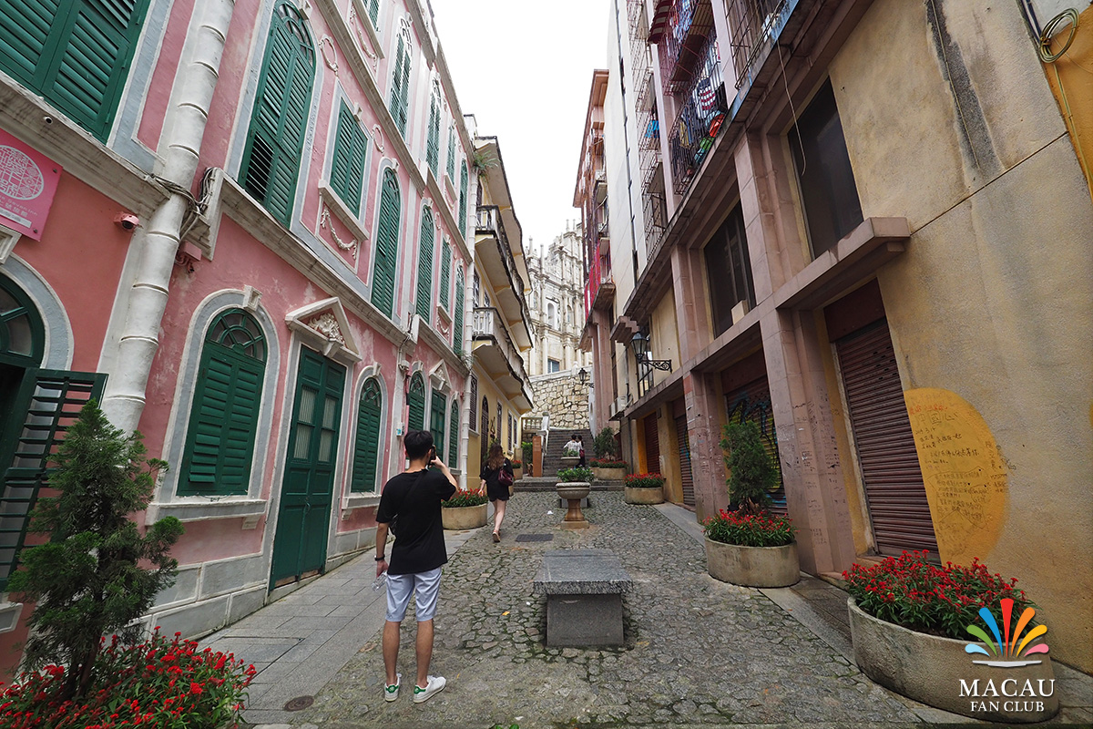 Lovers Street Macau